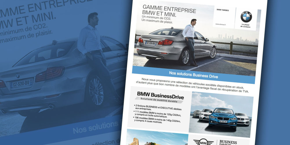 BMW-Emailing